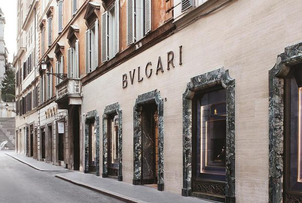 Bulgari family, Bvlgari