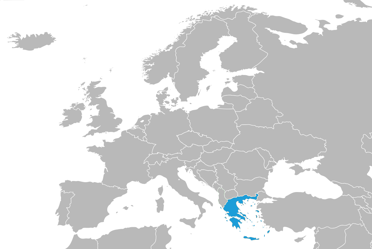 Greece in Europe