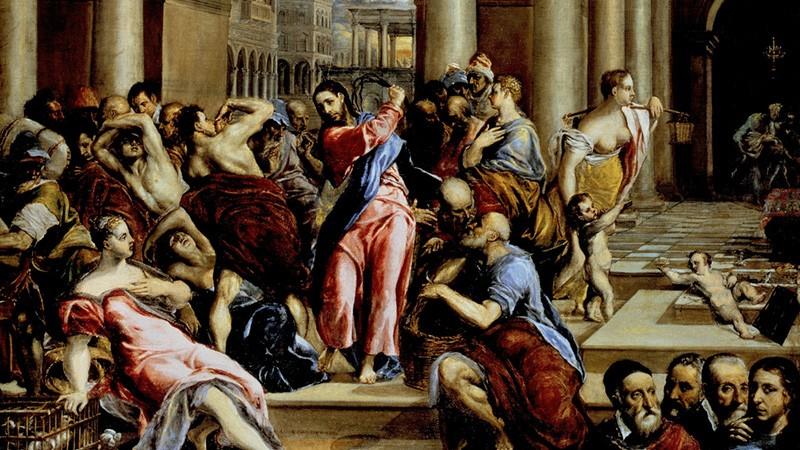 El Greco masterpieces