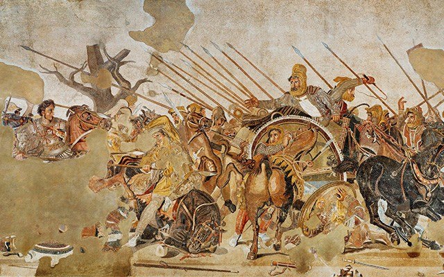 Ancient Greece, Alexander the great