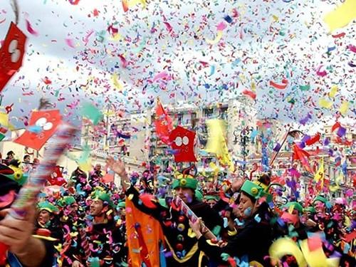 Apokries, Greek carnival