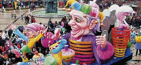 Apokries, Patras carnival