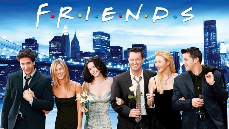 Jennifer Aniston Friends