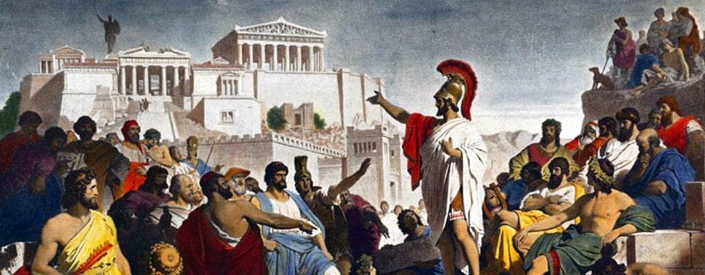 Pericles, Peloponnesian war