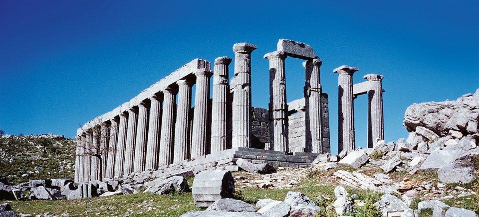 The Temple of Apollo Epicurius